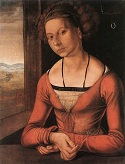 DURER//Portrait_of_a_Young