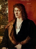 Durer_Albrecht/Portrait_of_a_Man